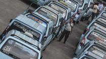 Bagaimana Imbas PSBB Jakarta ke Bisnis Angkutan Umum?