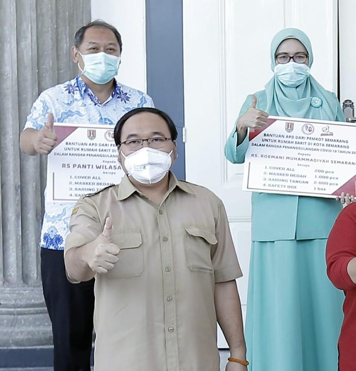 Kabar Baik 12 Pasien Positif Covid 19 Di Semarang Sembuh