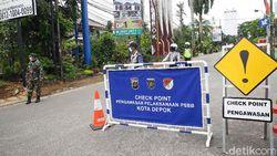 PSBB Kota Depok-Kabupaten Bogor Diperpanjang hingga 29 Mei