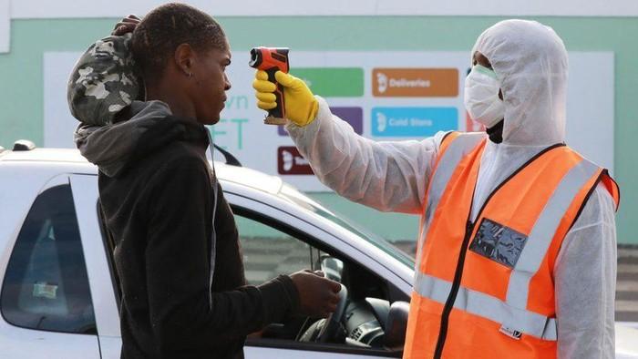 Virus corona: Masih misterius mengapa tiba-tiba kasus Covid-19 di Afrika Selatan tidak bertambah signifikan