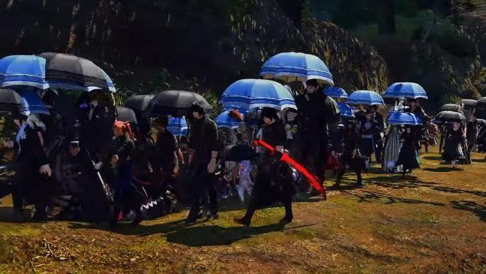 Kehilangan sosok teman atau mungkin idola dapat membuat seseorang terpukul. Inilah yang terjadi pada segelintir gamers Final Fantasy XIV yang menggelar parade pemakaman Ferne Leroy Lezda.