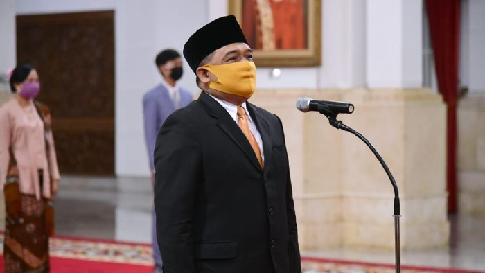 Kepala BP2MI Benny Rhamdani