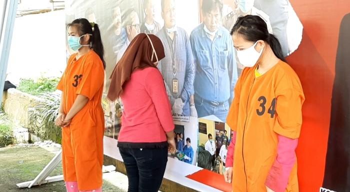 Polisi ungkap kasus rekayasa penyekapan babysitter di Palembang (Raja Adil-detikcom)