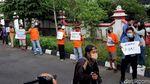 Warga Sambut Kehadiran Tenaga Medis di Tempat Singgah Yogya