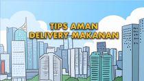 Erick Thohir Bagikan Tips Aman Delivery Makanan Lewat Ilustrasi Kreatif
