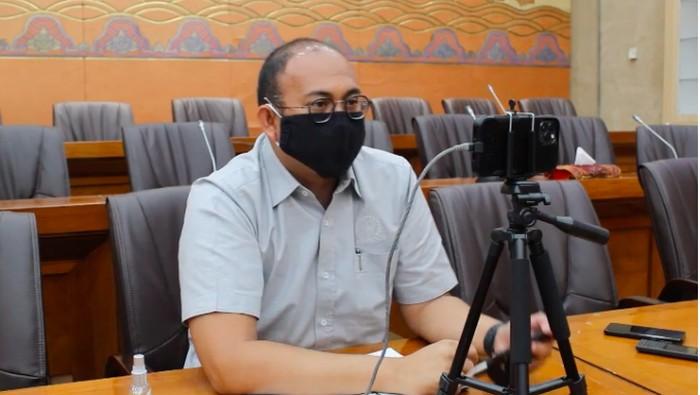 Politikus Gerindra Andre Rosiade di DPR