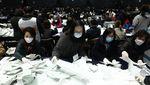 Pemilu Korsel Terus Berjalan di Tengah Pandemi Corona
