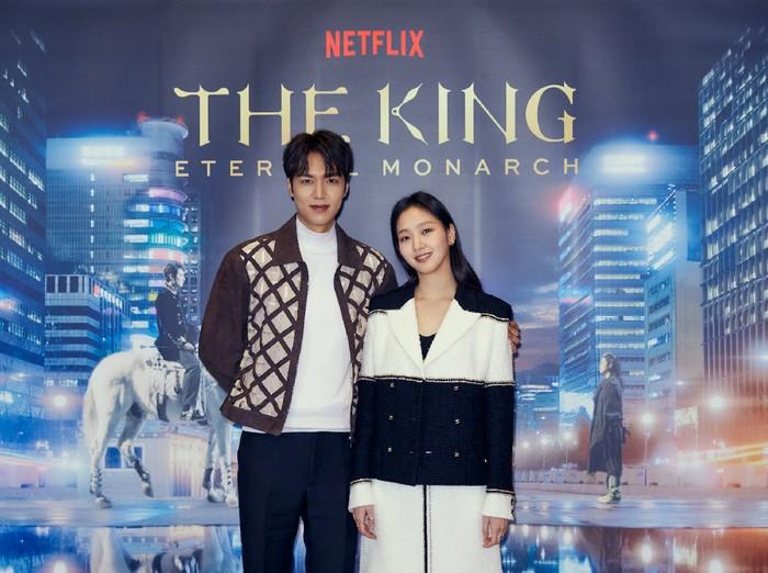 Lee Min Ho dan Kim Go Eun
