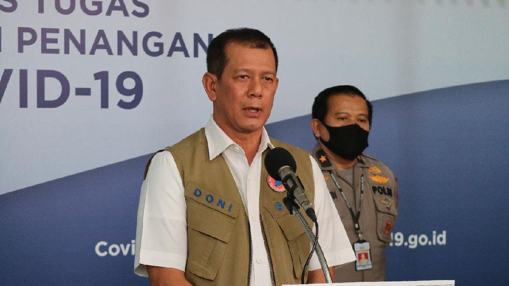 Gugus Tugas Corona Apresiasi Papua Tegakkan Disiplin Berdasar Kearifan Lokal