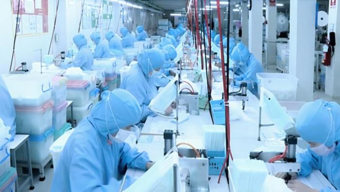 ilustrasi pabrik