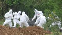 Satgas COVID-19 Paparkan 3 Penyebab Kematian Pasien Corona di Indonesia