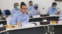 Menteri KKP Ajak Asosiasi Perikanan Manfaatkan Corona sebagai Peluang