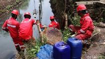 Penjelasan Lengkap Pertamina Soal Solar Rembes Cemari Sungai di Bandung