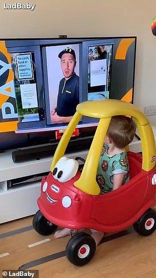Rayakan ulang tahun anak dengan drive thru