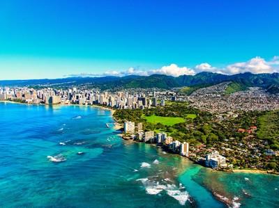 Hawaii Tiadakan Karantina Wajib