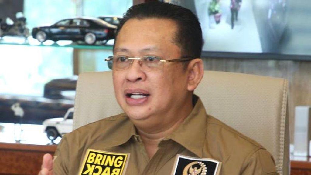Jelang New Normal, Ketua MPR Minta Pemda Perketat Protokol Kesehatan