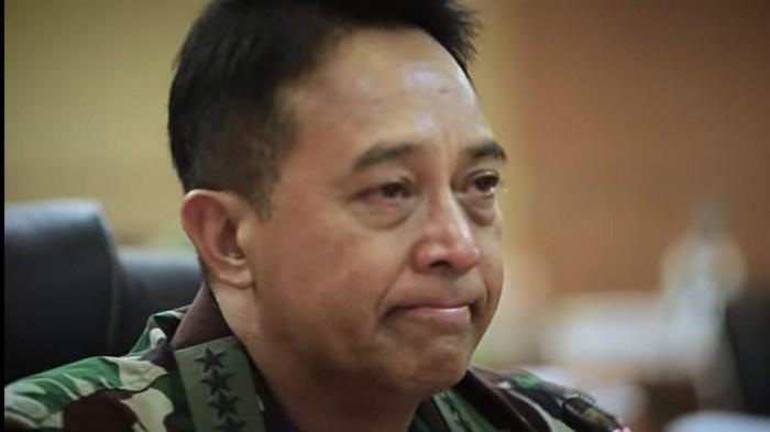 Kepala Staf Angkatan Darat (KSAD), Jenderal TNI Andika Perkasa.