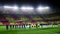 Klub China Bangun Stadion Sepak Bola Lebih Besar dari Camp Nou