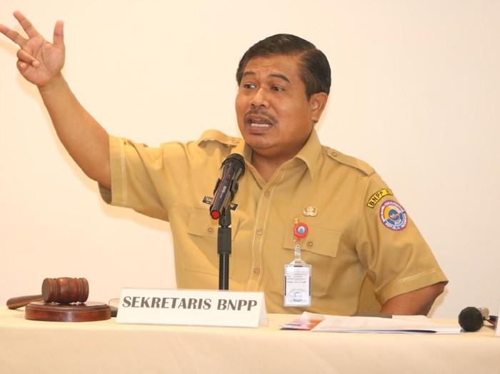 Plt Sekretaris BNPP, Suhajar (Foto: Dok. BNPP)