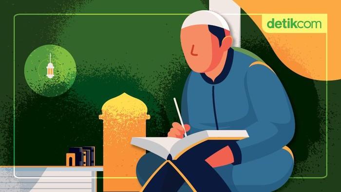 Adab berdoa: rendah hati dan khusyuk