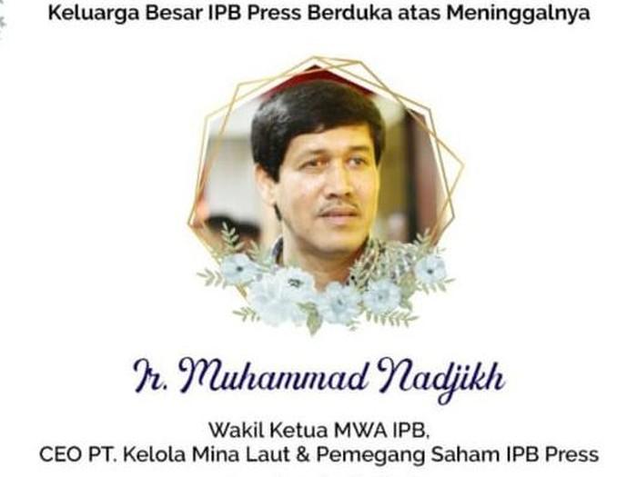 Muhammad Nadjikh