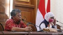 Ketua Dewan Jatim Dukung Polisi Tilang Pengendara Tidak Bermasker