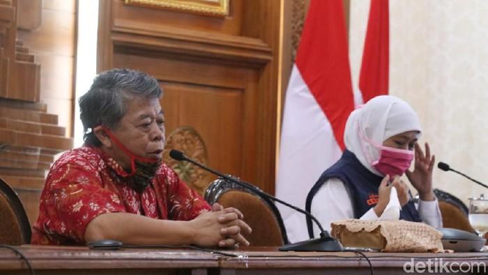Ketua DPRD Jatim Kusnadi