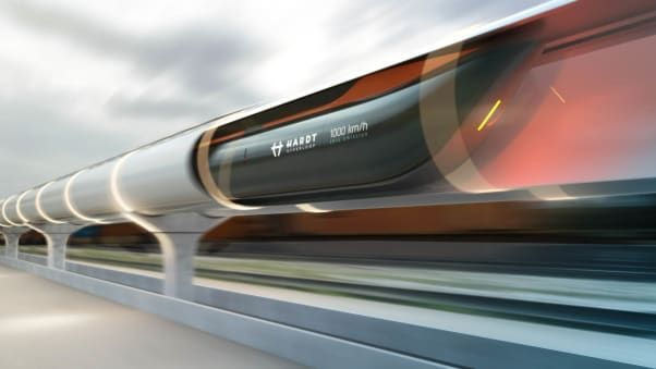 Hardt Hyperloop
