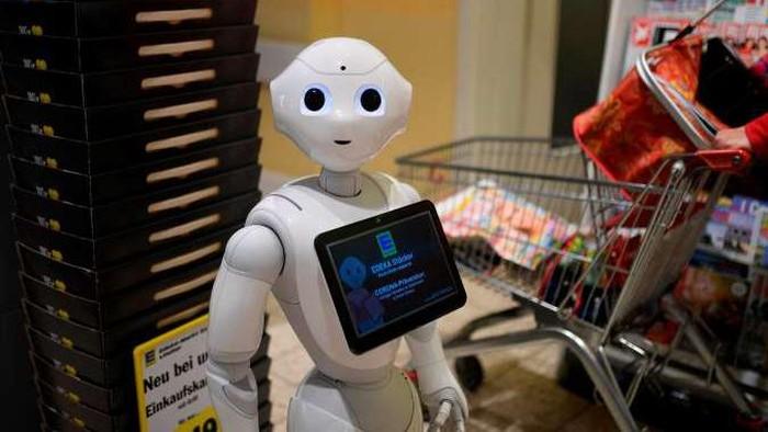 Aneka robot di dunia yang melawan COVID-19.