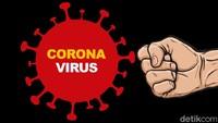 Bertambah 1.893, Kasus Positif Corona di RI Per 9 Agustus Jadi 125.396