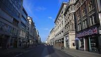Usai Dihajar Corona, Ekonomi Inggris Diramal Runtuh Tahun Ini