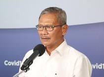 Pemerintah Pantau 47.859 Kasus Suspek Corona pada 15 Juli