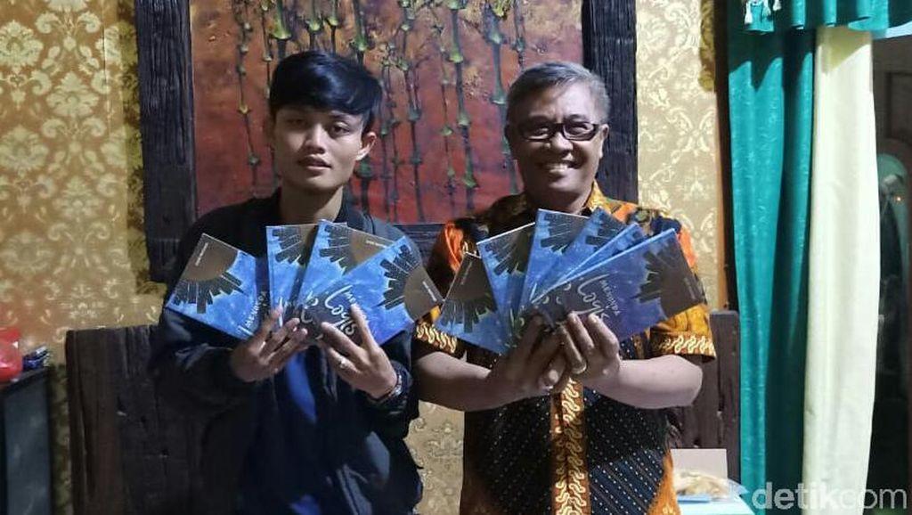 Terbit di Tengah Wabah Corona, Novel Karya Penulis Muda Ini Diapresiasi