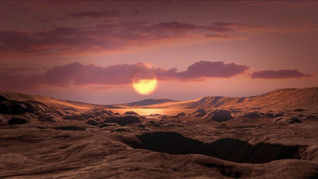 Melacak Exoplanet yang Mungkin Jadi Tempat Tinggal Alien