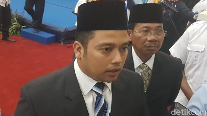 Walkot Tangerang Arief Wismansyah