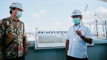 Ada Pandemi Corona, Pabrik Hyundai di RI Terus Dikebut
