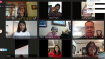 KBRI Washington Gelar Penyuluhan Corona Secara Virtual