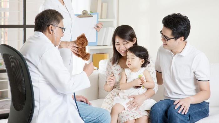 Ilustrasi Dokter Anak