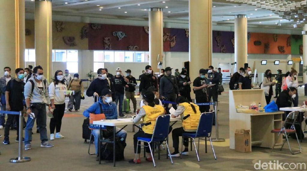 40 Ribu Pekerja Imigran Akan Pulang ke RI Lewat Batam-Dumai