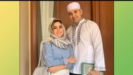 Puasa Lancar, Calon Suami Cita Citata Bahagia Lebaran di Rumah