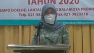 Video Kasus Positif COVID-19 di Jakarta Tembus 7 Ribu