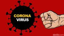 Sekda Palangka Raya Dinyatakan Sembuh dari Virus Corona