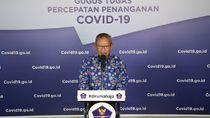 Pernyataan Lengkap Pemerintah Soal 26.473 Kasus Positif Corona Per 31 Mei