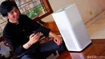 Unboxing Mi Air Purifier 2H, Pembersih Udara Pintar Harga Rp 1,8 Juta