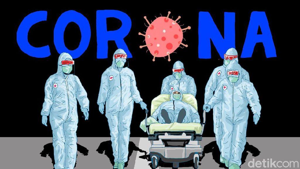 Sempat Pulang ke Rumah, Pria Asal Pangandaran Ternyata Positif Corona