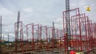 Proyek 3 Pasar di Jatim Dikebut demi Pasok Pangan Selama Corona
