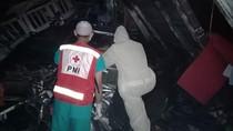 Tabrakan Maut Truk Tronton vs Hino di Cianjur, 4 Orang Tewas
