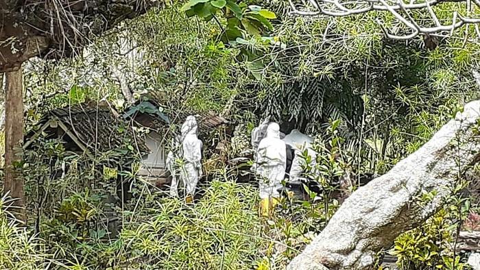 Pemakaman pemudik asal Jakarta sesuai protap COVID-19 di Purworejo