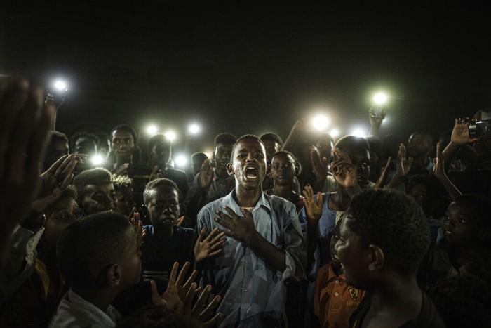Ajang penghargaan bergengsi World Press Photo 2020 kembali digelar. Berikut foto-foto jawara dengan nominasi 'World Press Photo of the Year'.