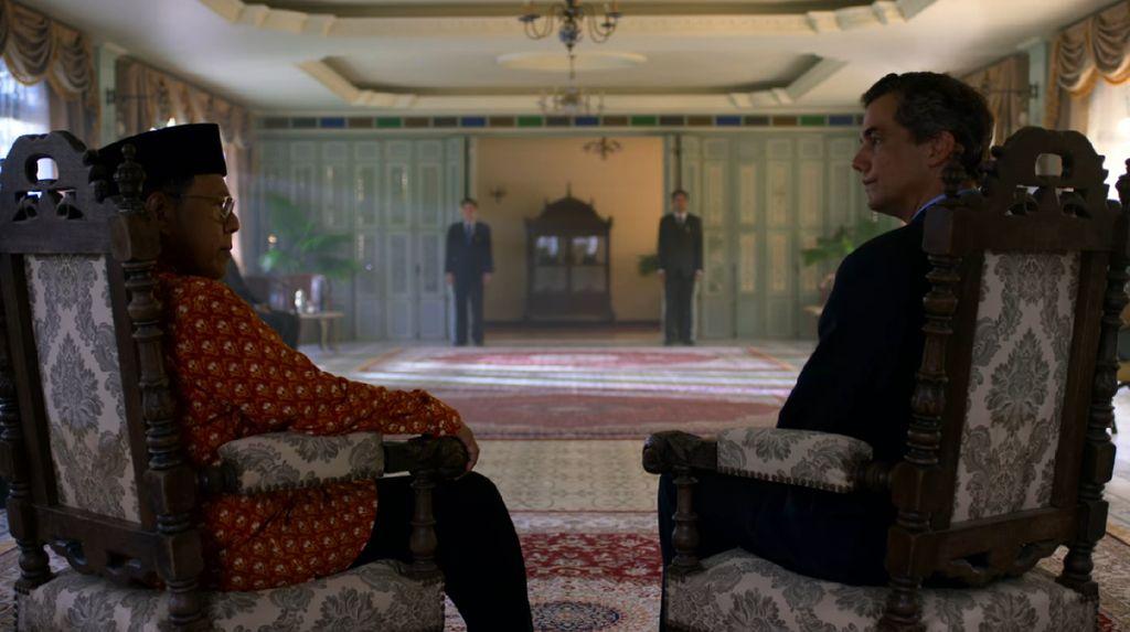 Film Sergio Potret Diplomasi Gus Dur Soal Timor Timur